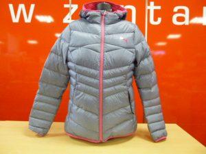 いつも暖かく快適なジャケットはいかがでしょうか?