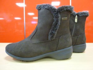 暖かブーツ!!